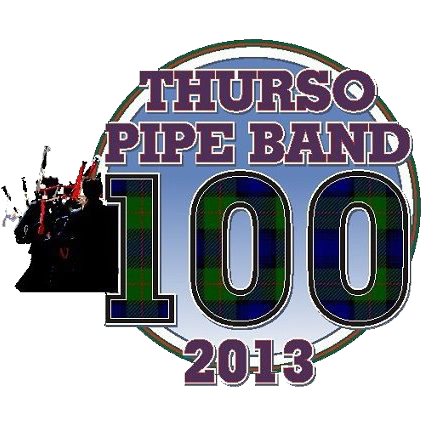 Thurso Pipe Band Logo